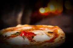 Le Pizze - Om vår pizza